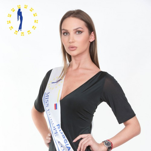 Finalists Miss Europe Continental 2018