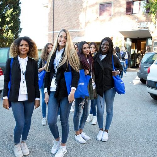 Wave of Miss in the city of Spoleto