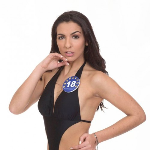 Finalists Miss Europe Continental 2016