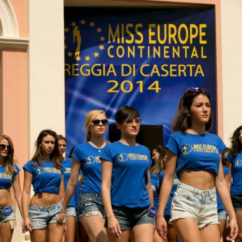 Highlights Miss Europe Continental 2014