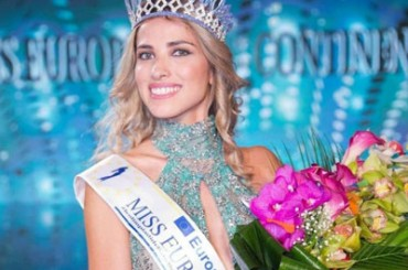Araceli Del Cont, Miss Europe Continental 2018. The Notizie Nazionali.net interview