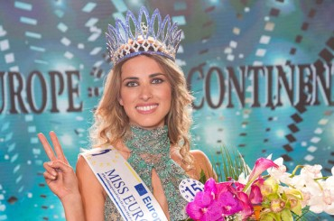 Araceli Del Cont: things must be done with the heart. Interview with the new Miss Europe Continental 2018