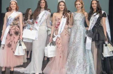 The first Miss Europe Continental Bulgaria
