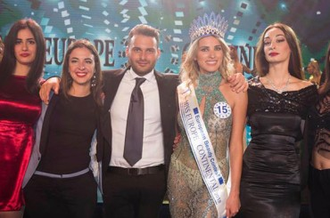 Big news at Miss Europe Continental 2019