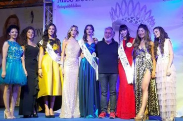 Miss Europe Continental: in Licata three aspiring misses won the final phase of the competition