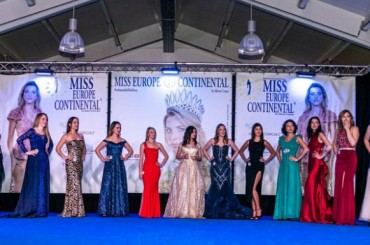 3rd series photos: 2nd selection of Miss Europe Continental Belgium 2019