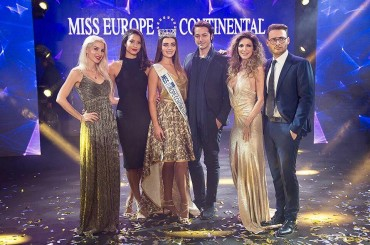 Miss Europe Continental 2018, fashion, beauty, fashion and glamor return to Naples