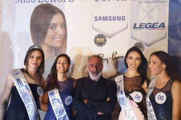 Miss Europe Continental stops in Licata: tomorrow the selections in Piazza Progresso