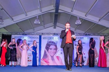 The national final of Miss Europe Continental Belgium 2018