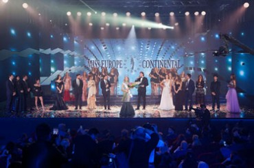 Miss Europe Continental 2018, the international final ends successfully!