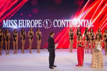 Miss Europe Continental, beauties in the race