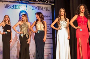 Miss Europe Continental: 2 selected Dourouses