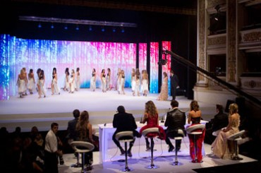 Casting Miss Europe Continental in La Rubbianetta 21/04/2017