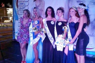 Elena Cinquini is the Miss Europe Continental Region of Tuscany of the Leg of Livorno