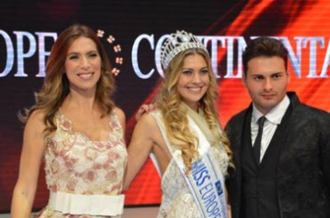 Miss Europe Continental, final moves Naples | The letter from the patron