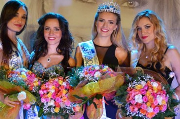 Chiara Di Blanca is the Miss Europe Continental Sicily 2017