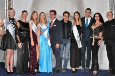It's Francesca Ingrosso Miss Europe Continental Lazio 2017