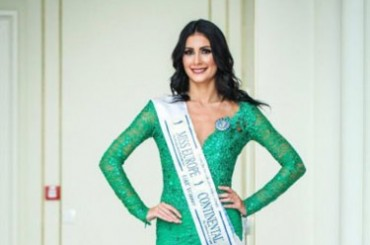 In the newspapers of the international press there is talk of the success obtained on the evening of 11 October last by Miss Europe Continental UAE