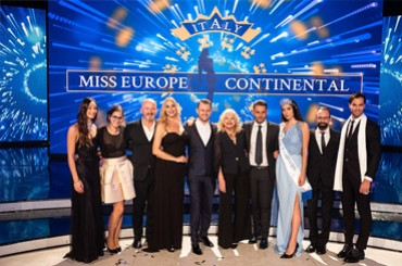 Miss Europe Continental Italy 2019 comes the Italian final