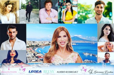 Saturday, November 23rd at the Teatro Mediterraneo at the Naples overseas exhibition the spotlight will be lit on the seventh edition of Miss Europe Continental 2019