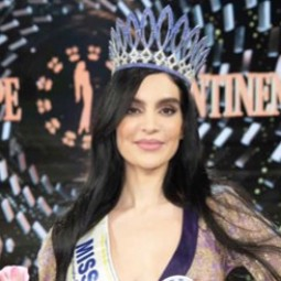 Et voila, in Naples the Miss Europe Continental 2019!