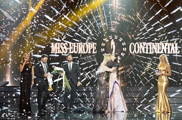 Naples, Olympics of beauty at the Mostra d'Oltremare: Miss Europe 2019 is French