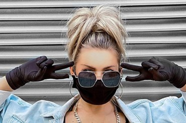 Face Masks as a Fashion Accessory? Why We Should Encourage This Trend