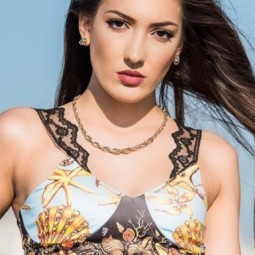 Miss Europe Continental Bulgaria: a stunning beauty for a unique shooting