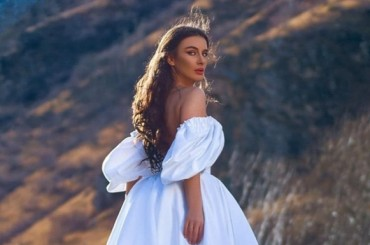 Dreamy shots for Miss Europe Continental Kosovo
