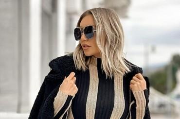 Wavy hair: trend 2021
