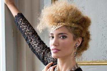 Lindita Idrizi: Sensuality with elegance