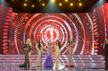 Suspense at Miss Europe Continental
