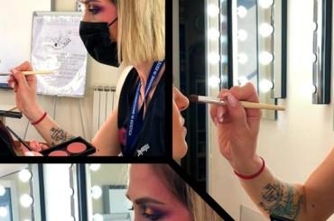 Intervista a Maria Di Francesco, makeup artist ufficiale di Miss Europe Continental