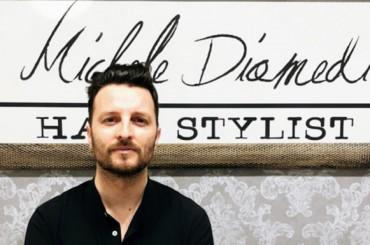 Intervista a Michele Diomedi, hairstylist ufficiale di Miss Europe Continental